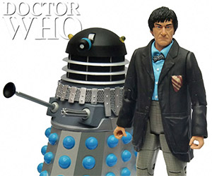 "Toys ""R"" Us Celebrates 50 Years of Doctor Who"