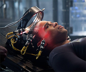 First Trailer for J.J. Abrams's Almost Human