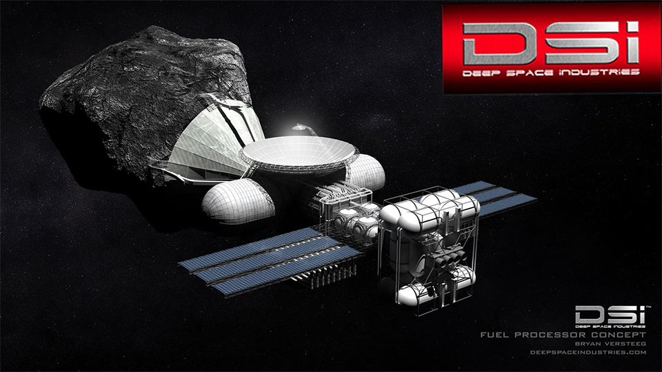 Fascinating Past and Future Plans for Asteroid Mining