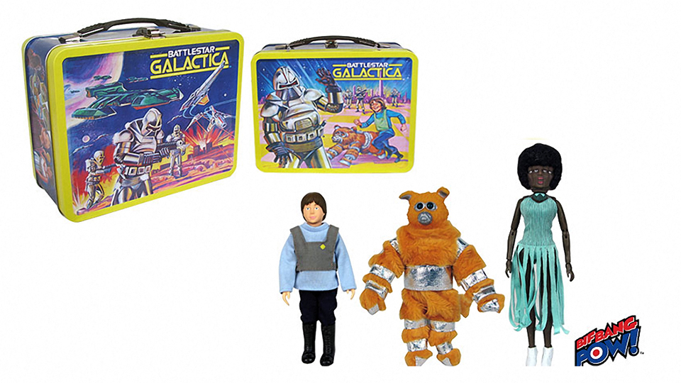Battlestar Galactica 35th Anniversary Lunch Box