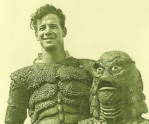 Creature From the Black Lagoon: Inside the Suit