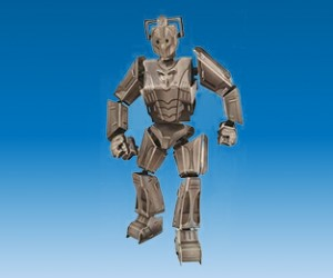 Doctor Who Super Kitt-O Cyberman Kit