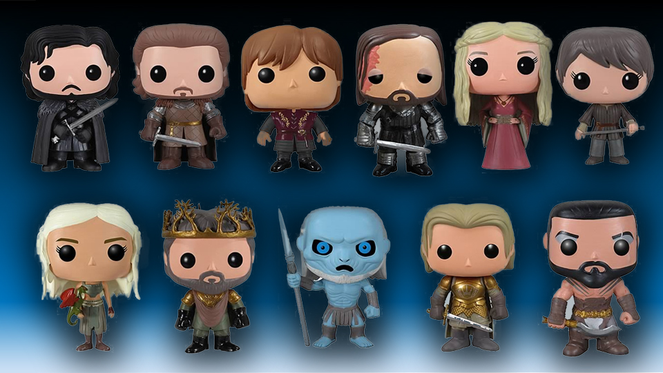 Funko Game of Thrones Vinyl Figures