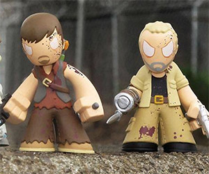 Funko The Walking Dead Mystery Minis