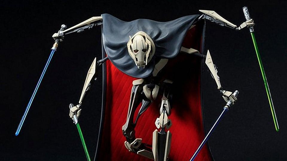 Star Wars General Grievous Figure