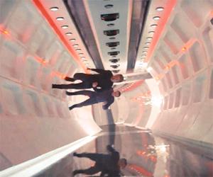 Hold on Scotty! New Star Trek Into Darkness Clip
