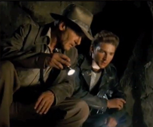 Indiana Jones / Prometheus Mashup