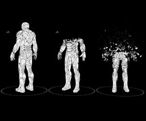 Iron Man 3: HUD + GFX Process Reel