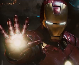 Iron Man Trilogy Remix by Mike Relm