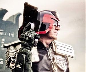 Judge Minty: A Judge Dredd Fan Film