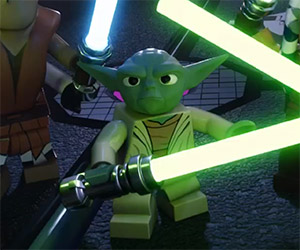 LEGO Star Wars: The Yoda Chronicles Premieres May 29
