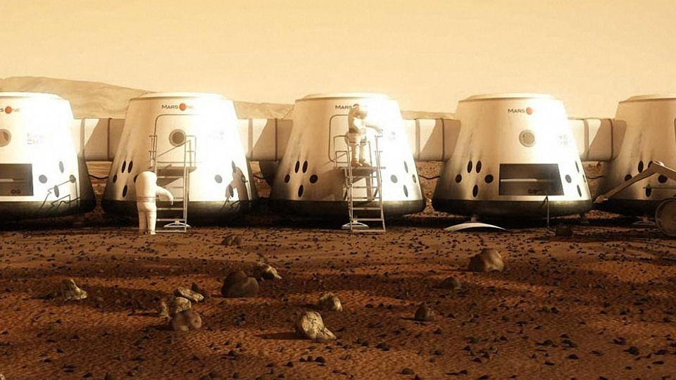 Update: 80,000 People Apply for One-Way Mars Mission