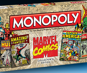 Marvel Comics' Collector's Edition Monopoly