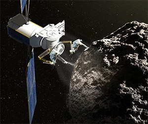 NASA Plans to Capture an Asteroid