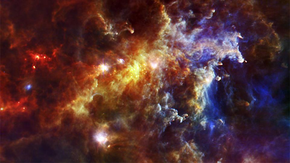 NASA's Herschel Space Observatory Shuts Down