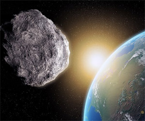 Giant Asteroid Approaching Earth on May 31