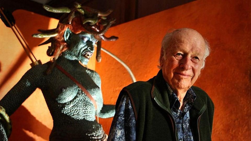 Film Pioneer Ray Harryhausen Dies at 92
