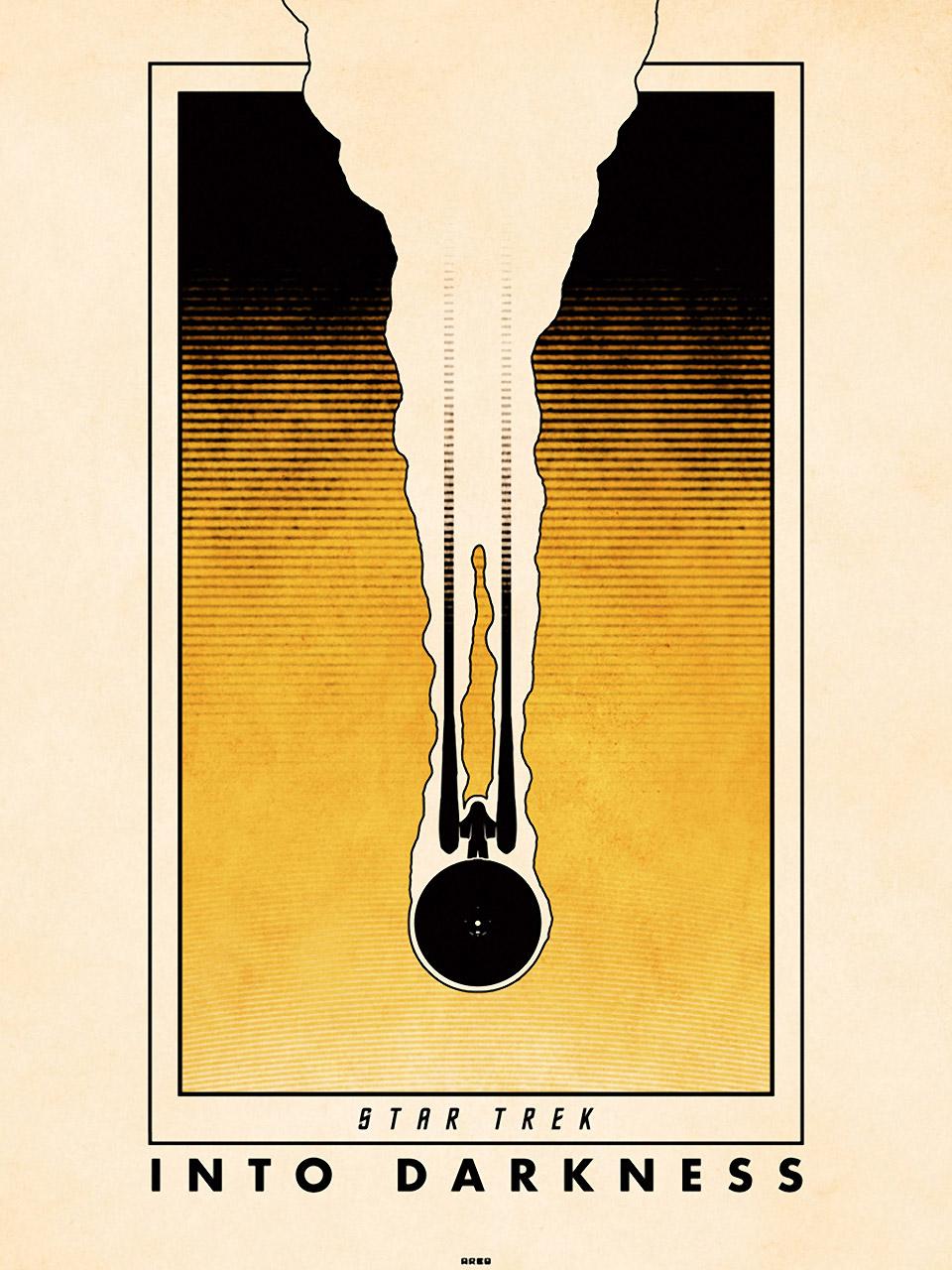 Star Trek Into Darkness Posters by Matt Ferguson