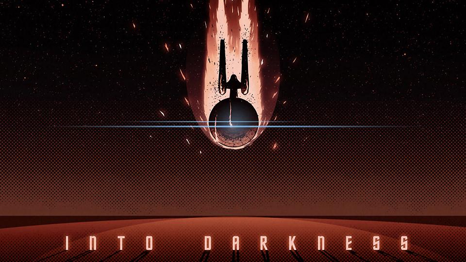 Star Trek Movie Posters Reimagined