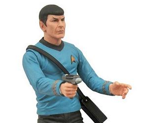 Star Trek Mr. Spock Mind Meld Action Figure