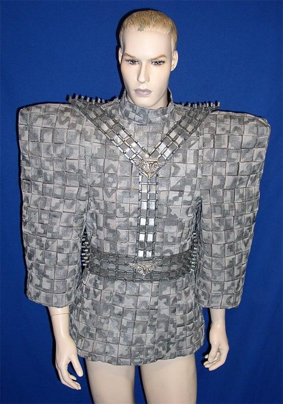 sc 1 st  MightyMega & Star Trek Romulan Uniform For Sale on Etsy - MightyMega