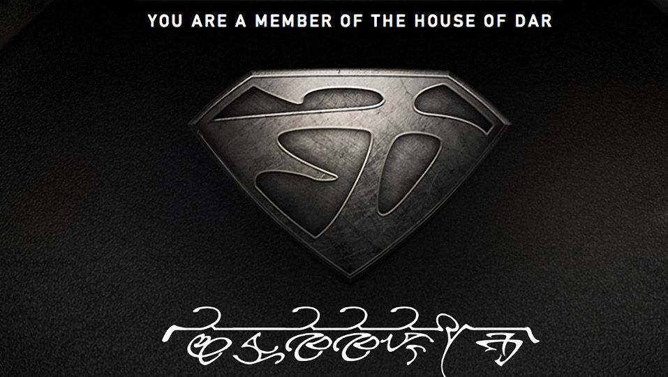 Man of Steel: What is Your Kryptonian Name and Glyph?