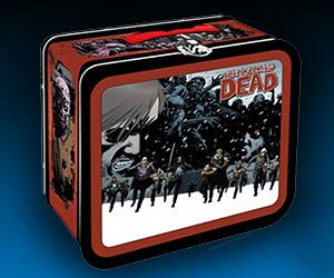 The Walking Dead Lunchbox