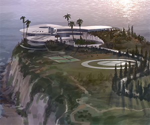 What is Tony Stark's Cliffside Mansion Worth?