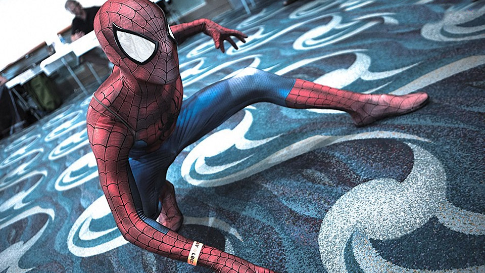 Step by Step: Making the Ultimate Spider-Man Suit