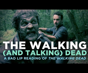 The Walking Dead: A Bad Lip Reading