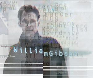 "William Gibson on the Origin of ""Cyberspace"""