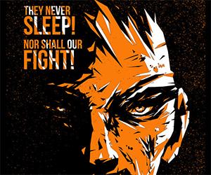 Zombie Apocalypse Propaganda Posters