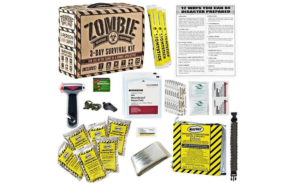 zombie survival guide book pdf