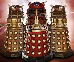 The Dalek Movie Actors Interviewed on BBC Radio