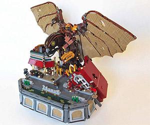 LEGO Bioshock Infinite Songbird