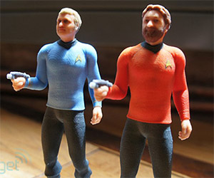 Turn Yourself into a Star Trek Character