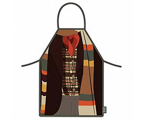 Doctor Who 4th Doctor Apron