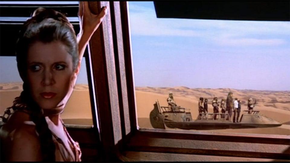 Return of Return of the Jedi: Celebrity Reactions