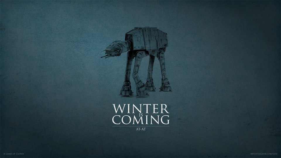 Star Wars / Game of Thrones Mashup Wallpapers