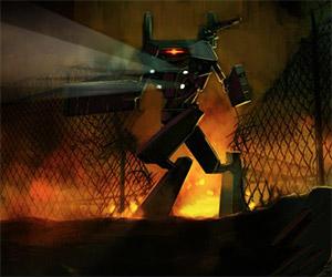 GOLIATH: Robot Prison Sci-Fi Thriller on Kickstarter