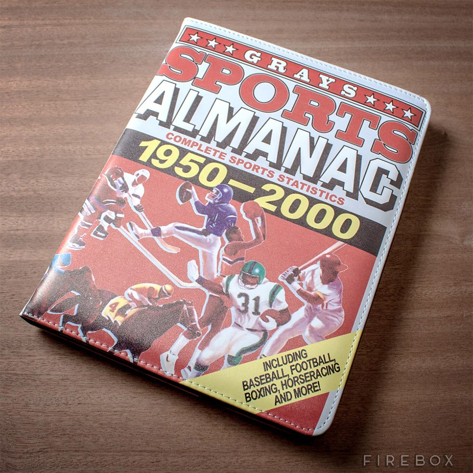 Back to the Future iPad Case from Firebox