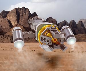 ICHIBAN Toys: Custom Serenity LEGO Kit