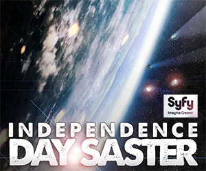 Independence Daysaster: Syfy Official Trailer
