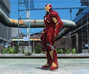 Incredible GTA4 Mod: Iron Man Mark IV Armor