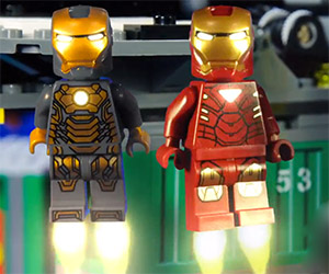 LEGO Iron Man: Ironmania!