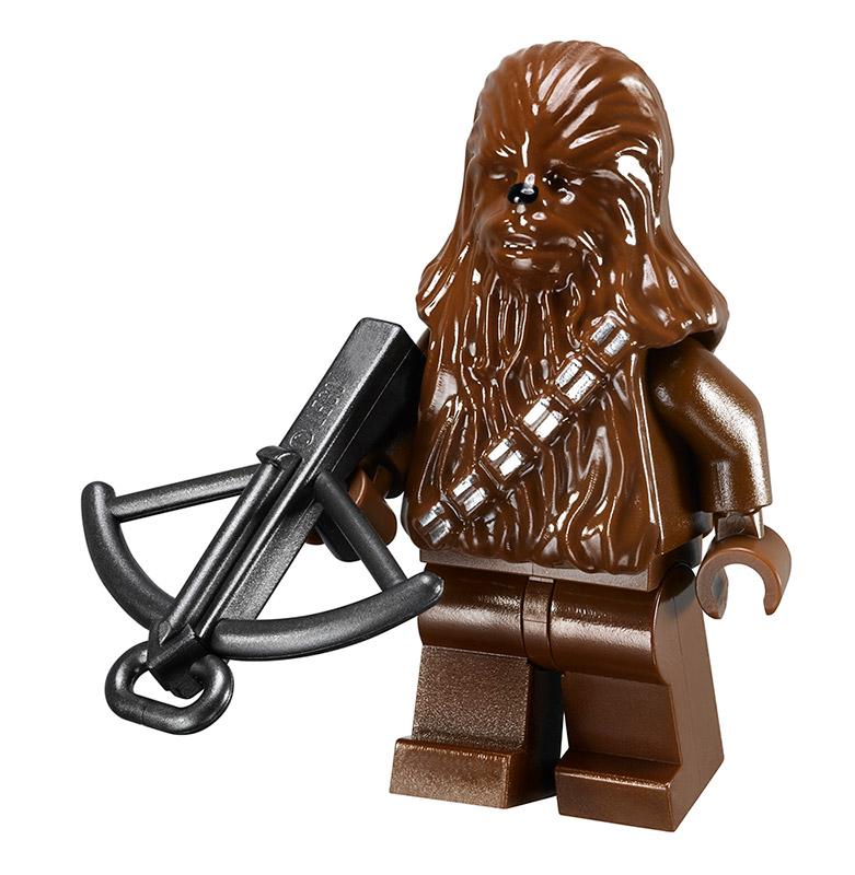 LEGO Announces Huge Star Wars Ewok Village Set - MightyMega