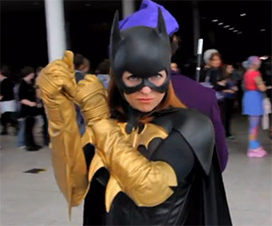 London Comic Con 2013: Cosplay Music Video