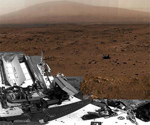 Amazing 1.3 Billion Pixel Image of Mars Surface