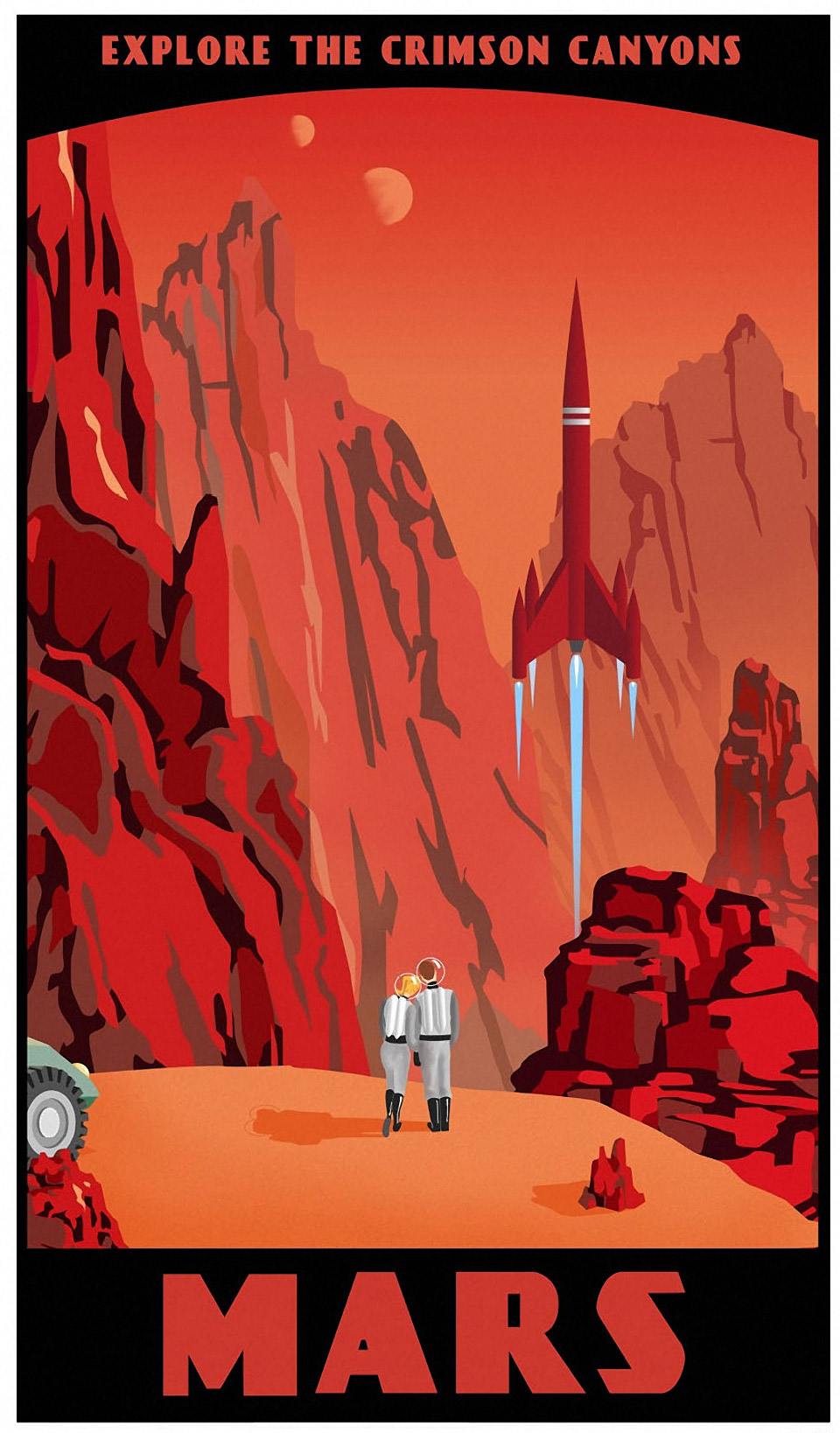 Radiation Makes Mars Travel Too Dangerous