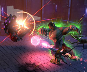 Marvel Heroes Game Now Live for Windows PCs